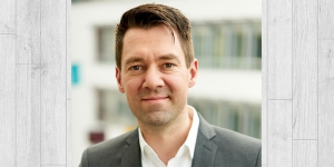 Jens Grubert leitet das Marketing bei Neff