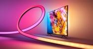 Lichtshow für TVs mit dem Philips Hue Play Gradient Lightstrip
