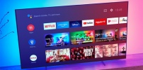 Apple TV App jetzt auf Philips Android Fernsehern