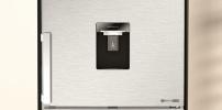 Erster Kühlschrank aus Bioplastik von Grundig