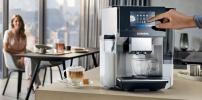 Genussreise mit dem Siemens Kaffeevollautomat EQ.700