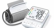 BM 51 easyClip von Beurer erleichtert die Blutdruckmessung