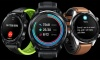 Elegante Sportuhr Watch GT von Huawei mit smarten Funktionen