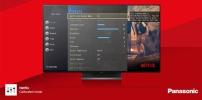 Panasonic OLED Fernseher für Netflix optimiert