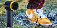 Saubere Sportschuhe dank Philips Sneaker Cleaner