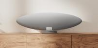 Wireless-Lautsprecher Zeppelin von Bowers und Wilkins