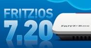 AVM FRITZ!OS 7.20 für mehr Komfort und Sicherheit