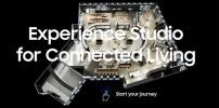 Smart Home virtuell erleben auf der Samsung-Homepage