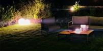 Beleuchtungs-Pakete für den Garten von Rademacher