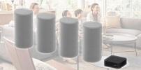 Surround Sound mit dem Heimkinosystem Sony HT-A9