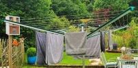 Deutschland trocknet nachhaltig