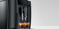 Kaffeevollautomat Jura E4 mit neuem Mahlwerk